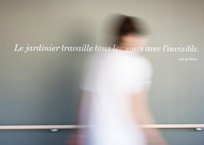 Jyll Bradley, Le Jardin Hospitalier