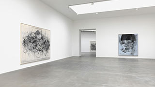 Jenny Saville solo show at Gagosian