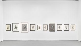 Glenn Brown, Dessins – Galerie Max Hetzler