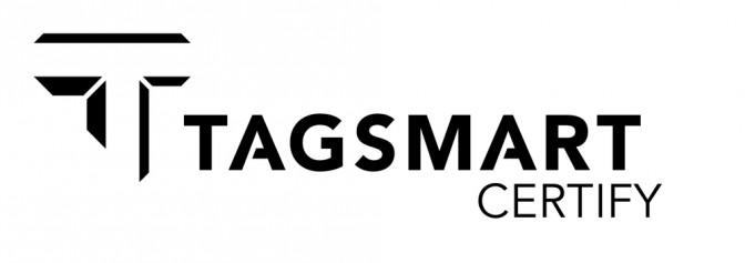 TAGSMART Certify_Horizontal Logo_Black_RGB