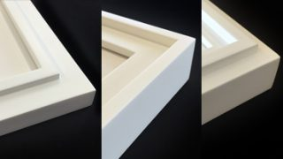 picture frame stepped moulding